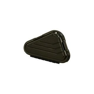 Plano 142100 plano single pistol case small black