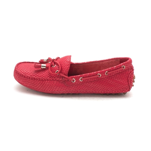 Cole Haan Womens Leannasam Closed Toe Boat Shoes - 6