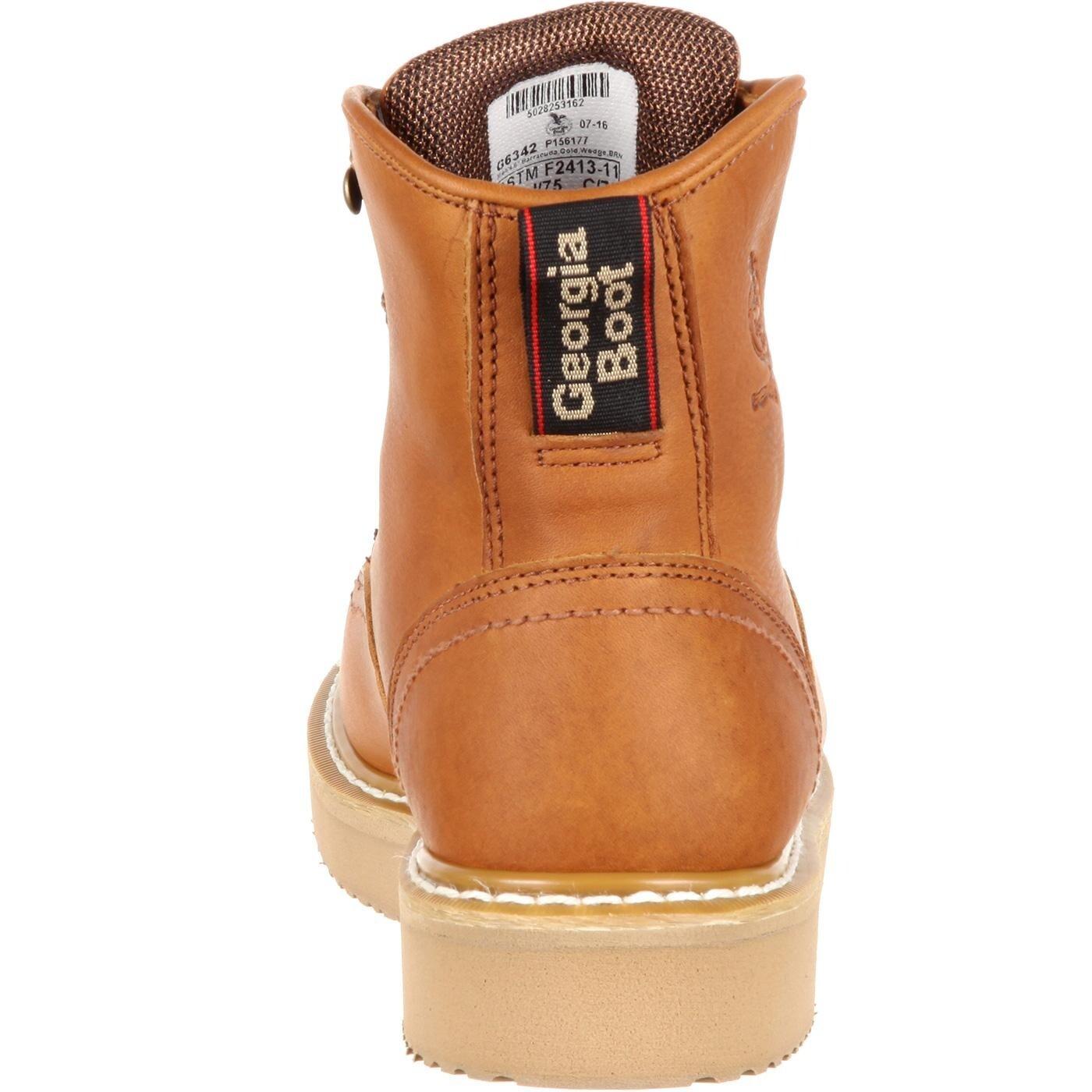 Georgia Mens G6152 Mid Calf Boot