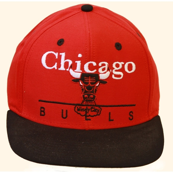 4df7f64f7e5 Shop Chicago Bulls Windy City NBA Snapback Hat