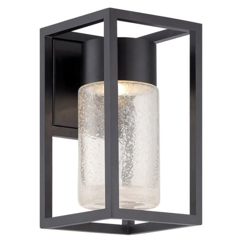 "Modern Forms WS-W5411 Structure 11"" Height LED Dimming Outdoor Wall Sconce Dark Sky Friendly"