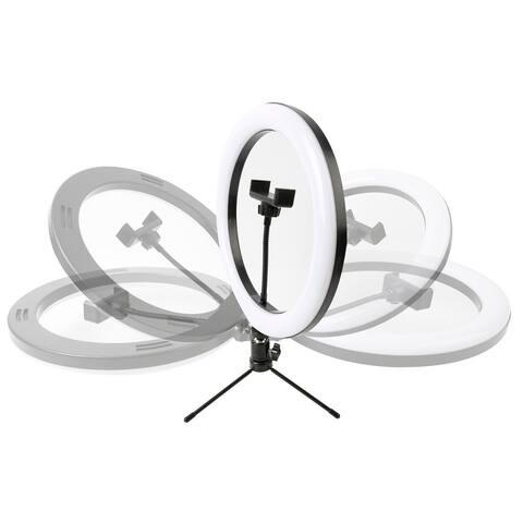 """12"""" Selfie Ring Light Set"""