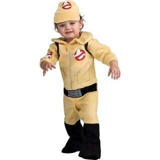 Ghostbusters Boy Costume Jumpsuit - Beige (2 options available)