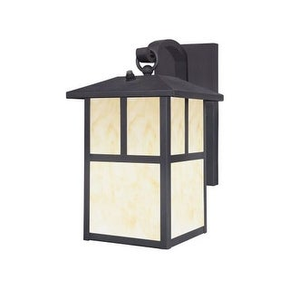 "Westinghouse 6482900 11"" Tall 1 Light Outdoor Lantern Wall Sconce from the Nova"