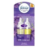 Febreze 81255 Noticeables Air Freshener Oil Refill, Mediterranean Lavender