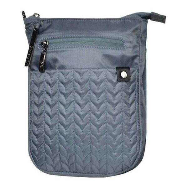 8aadea82f314 Sherpani Women  x27 s Prima L.E. RFID Nylon Small Crossbody Bag Storm - US