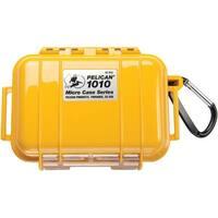 Pelican 1010-025-240 1010 Micro Case(Tm) (Yellow)