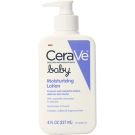 CeraVe Baby Moisturizing Lotion, 8 oz