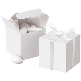 White - Square Box 100/Pkg