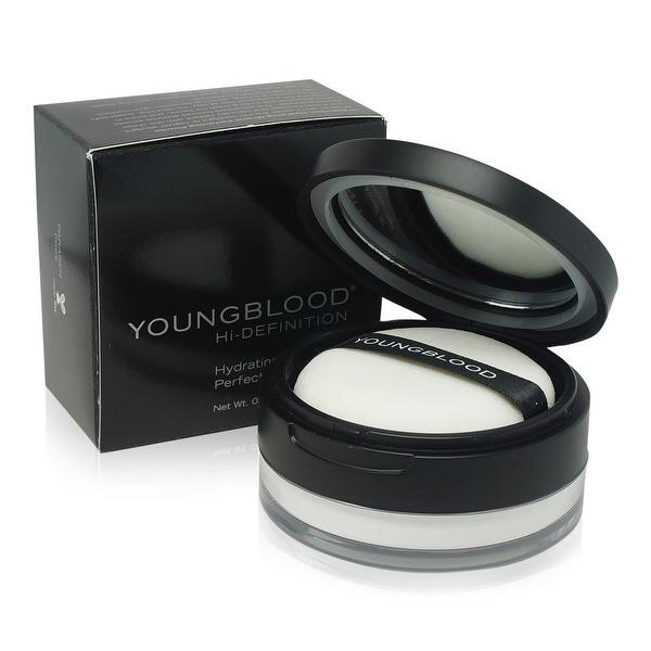 Youngblood Hi-Def Hydrating Loose Powder Translucent 0.35 Oz