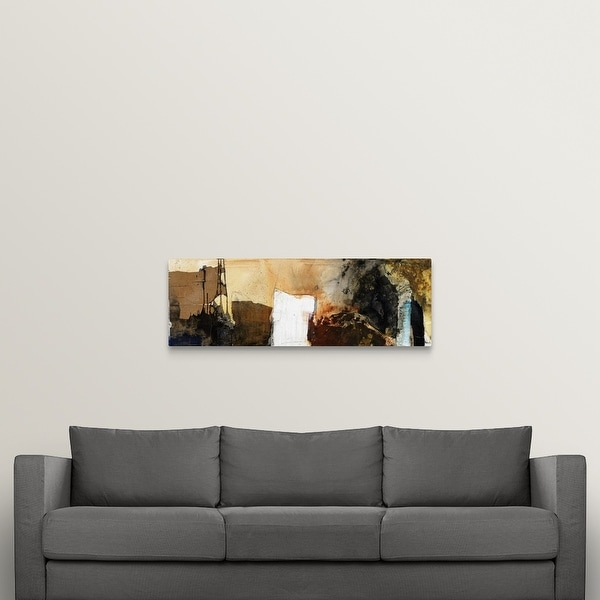 """Night On The Town"" Canvas Wall Art"