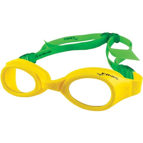FINIS Kids Fruit Basket Scented Goggles - Yellow Pineapple - One Size