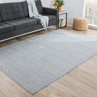 Phase Handmade Solid Area Rug