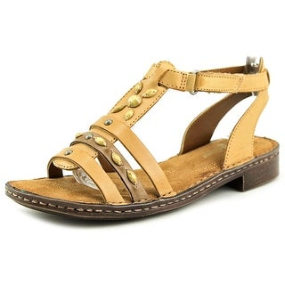 Naturalizer Rhapsody Open Toe Leather Gladiator Sandal