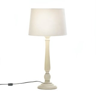 Lux Ivory Table Lamp