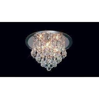 Mantra Lighting 2331 Misc 6 Light Flush Mount Ceiling Fixture