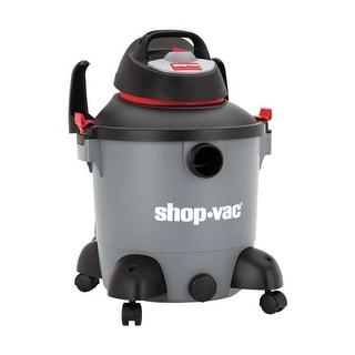 Shop-Vac  8 gal. Corded  Wet/Dry Vacuum  9.8 amps 120 volt 4 hp Gray  14 lb.