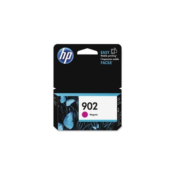 HP 902 Magenta Original Ink Cartridge (T6L90AN)(Single Pack)