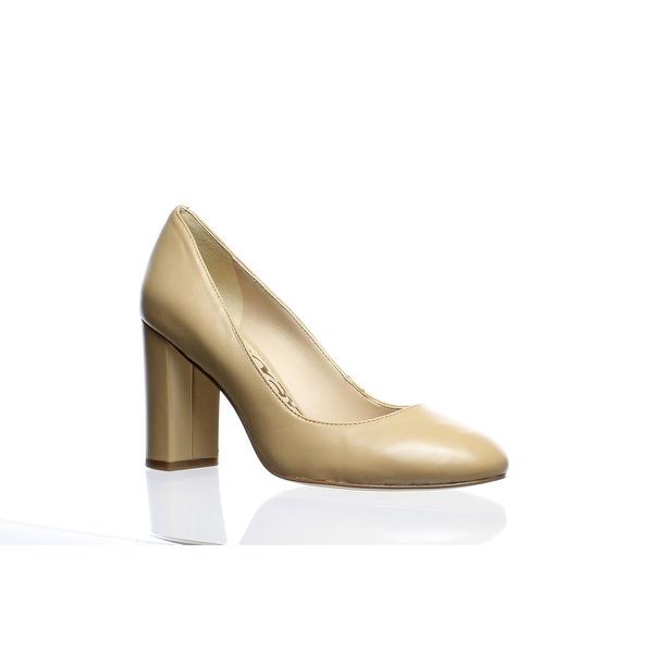 c46683ffb Shop Sam Edelman Womens Stillson Tan Pumps Size 5 - Free Shipping ...