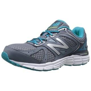 New Balance Women's W560V6 Running Shoe, Grey/Silver/Sea Glass
