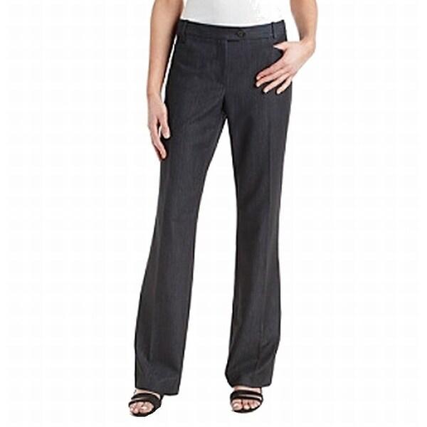 Shop Calvin Klein New Blue Women S Size 4p Petite Modern