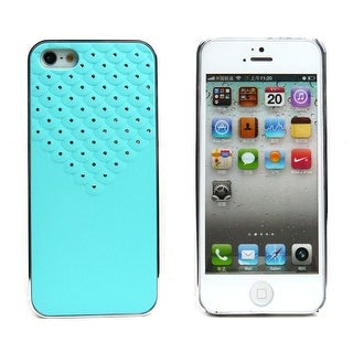 JAVOedge Peacock Crystal Back Cover for the Apple iPhone 5S / 5