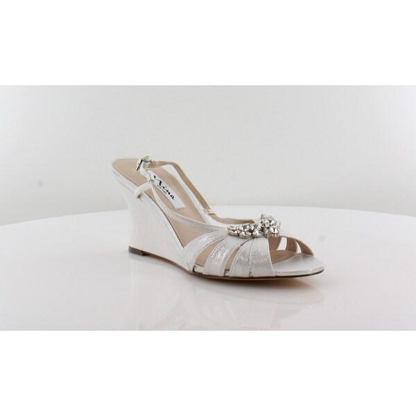 Nina Viani Women's Heels Silver