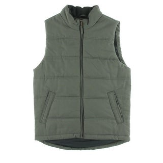 Weatherproof Mens Insulated Zip Front Outerwear Vest