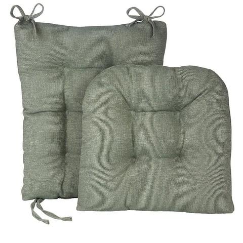 Gripper Jumbo Saturn Rocking Chair Cushion Set