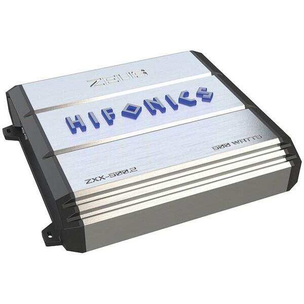 Hifonics Zeus 500 Watt 2 Channel Amplifier