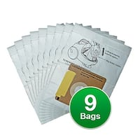 Replacement Vacuum Bag for Eureka 313 Vacuum Bag (3-Pack) Style L