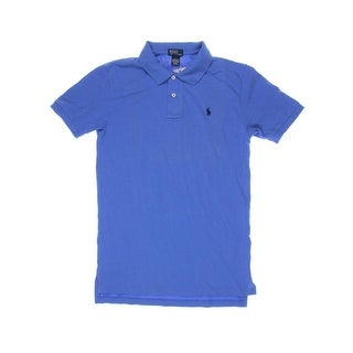 Polo Ralph Lauren Boys Pique Short Sleeve Polo Shirt - XL