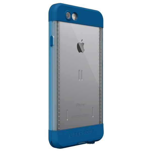 Lifeproof NUUD Series iPhone 6s Plus ONLY Waterproof Case - Blue