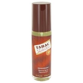 TABAC by Maurer & Wirtz Deodorant Spray (Glass Bottle) 3.3 oz - Men