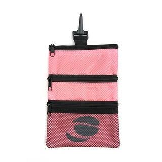 Orlimar Golf Detachable Accessory Pouch, Blush Pink