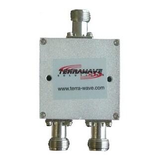 TerraWave - 2.4 GHz 2-Way Splitter with N Jack