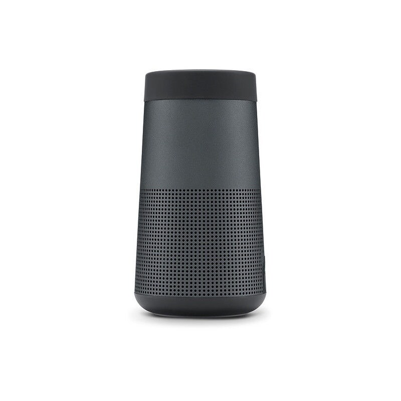 Voice Pair Bose SoundLink Revolve Portable Bluetooth 360 Speaker Triple Black