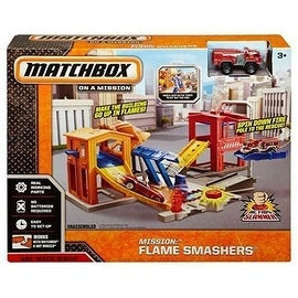Matchbox on a mission: Flame Smashers