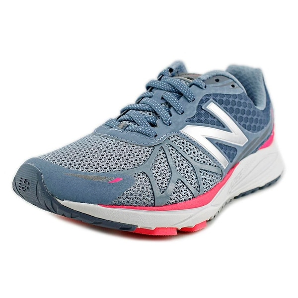New Balance MPACE D Round Toe Synthetic Running Shoe