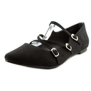 Restricted ALISON Pointed Toe Synthetic Flats|https://ak1.ostkcdn.com/images/products/is/images/direct/12adbc320272cb29b0a224876785ffb9117a0791/Restricted-ALISON-Pointed-Toe-Synthetic-Flats.jpg?impolicy=medium