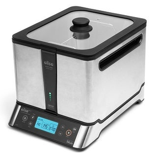 Oliso 60001000 SmartTop and SmartHub Induction Cooktop Sous Vide Cooking System, 11 Quart Capacity