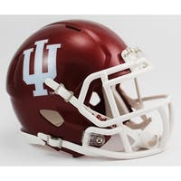 Indiana Hoosiers Riddell Speed Mini Football Helmet