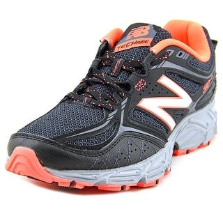 New Balance WT510 Women Round Toe Synthetic Black Trail Running