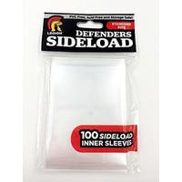Standard CCG Size - Side Load, Clear (100)