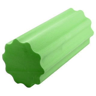 Gym Fitness Yoga Pilates Exercise Trigger Point Muscle Massage Foam Roller Green