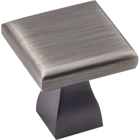 Elements 449 Hadly 1 Inch Square Cabinet Knob