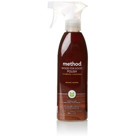 Method Wood For Good Surface Cleaner, Almond 12 oz