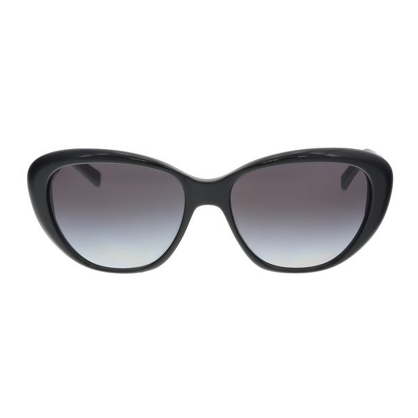 c2c029c378d1 Shop Tory Burch TY7005 501/11 Black Cat eye Sunglasses - 56-15-135 ...