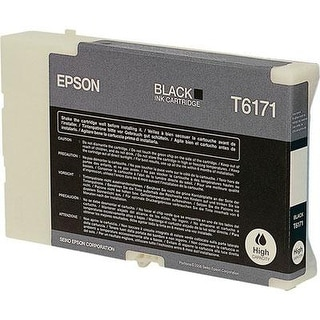 Epson T617100 High Capacity Black Ink Cartridge 4000 Pages