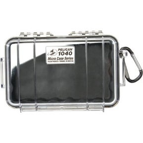 pelican 34278B Pelican 1040 Micro Case w/Carabiner